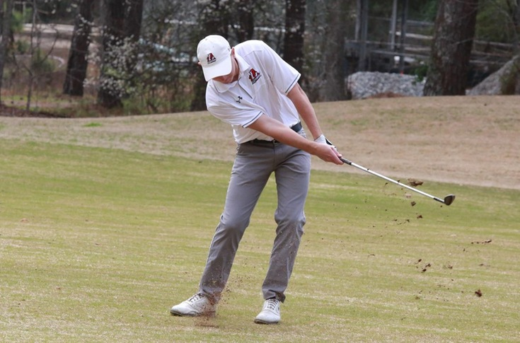 Golf: Panthers eighth after first round of Wynlakes Intercollegiate