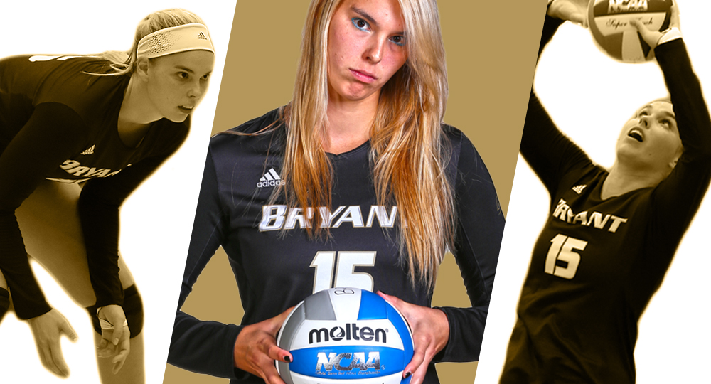 Katzen repeats as NEC Setter of the Year; Flynn, Sperry join as all-conference selections
