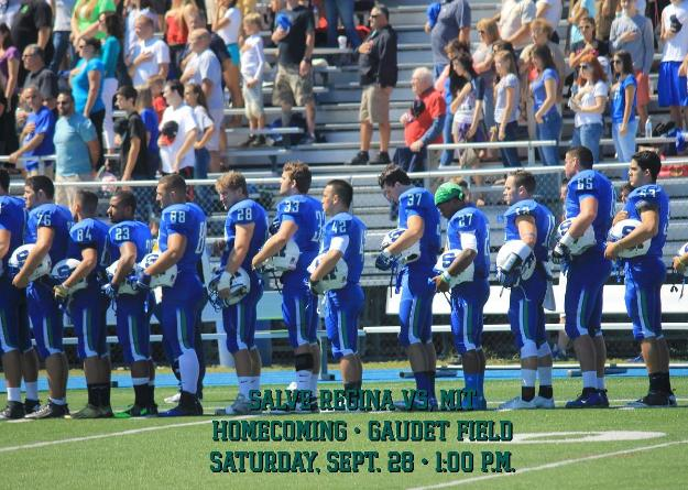 Salve Regina hosts NEFC foe MIT in its conference opener on homecoming.