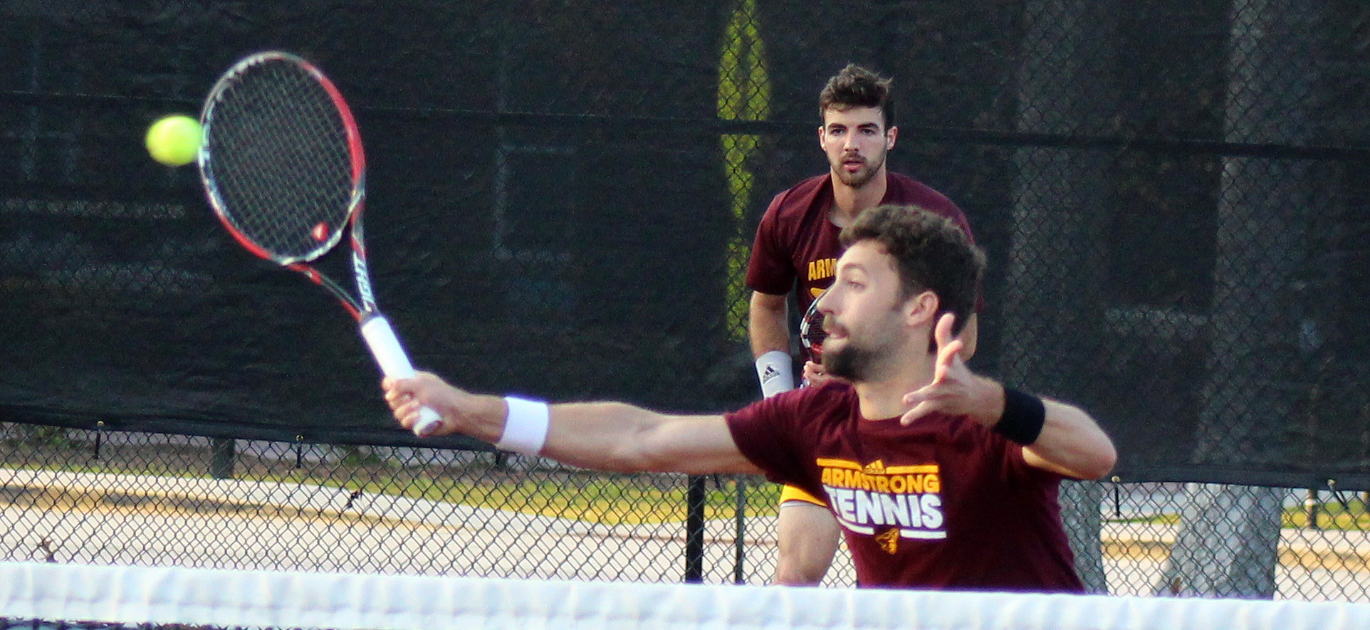Men's Tennis Finishes 2017 Season Ranked No. 7 In NCAA Division II