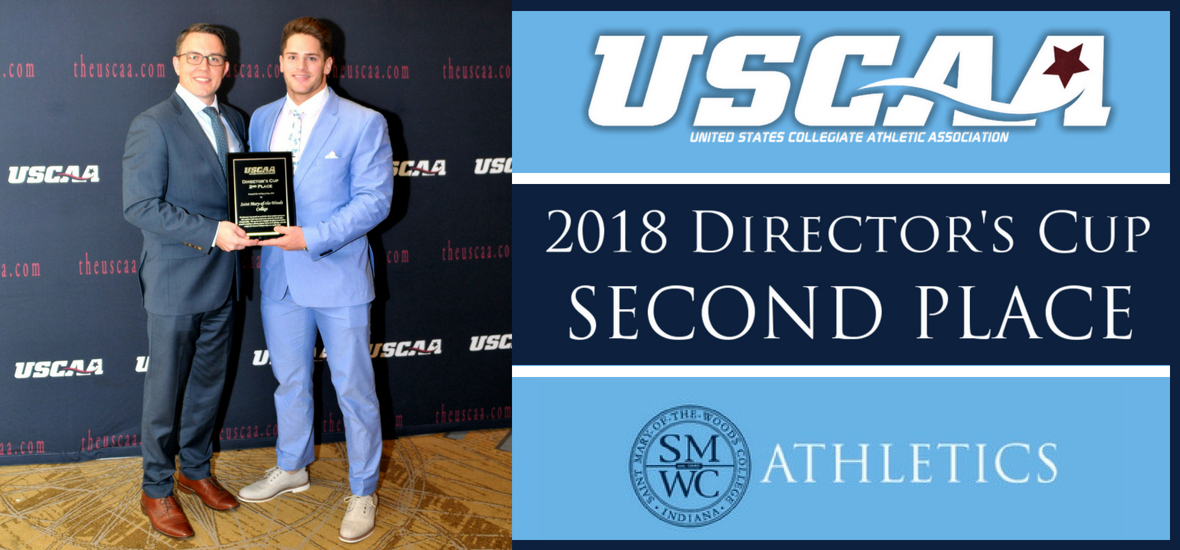SMWC Clinches Second Place in the 2018 USCAA Director's Cup