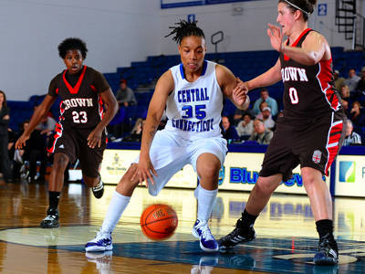 Women's Basketball Falls to Samford in Holiday Classic Opener