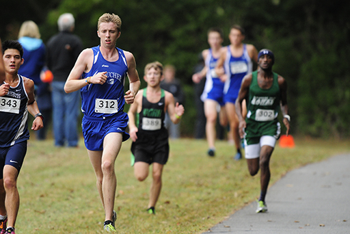O'Flaherty Lowers Time to 30:20 in Second Race