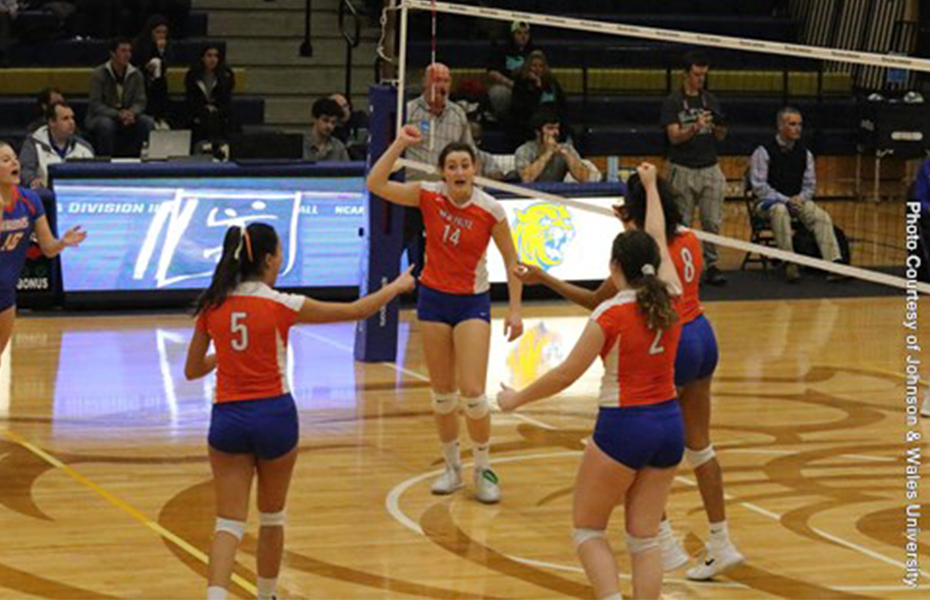 New Paltz Women's Volleyball's Historic Season Comes to an End Against Johnson and Wales