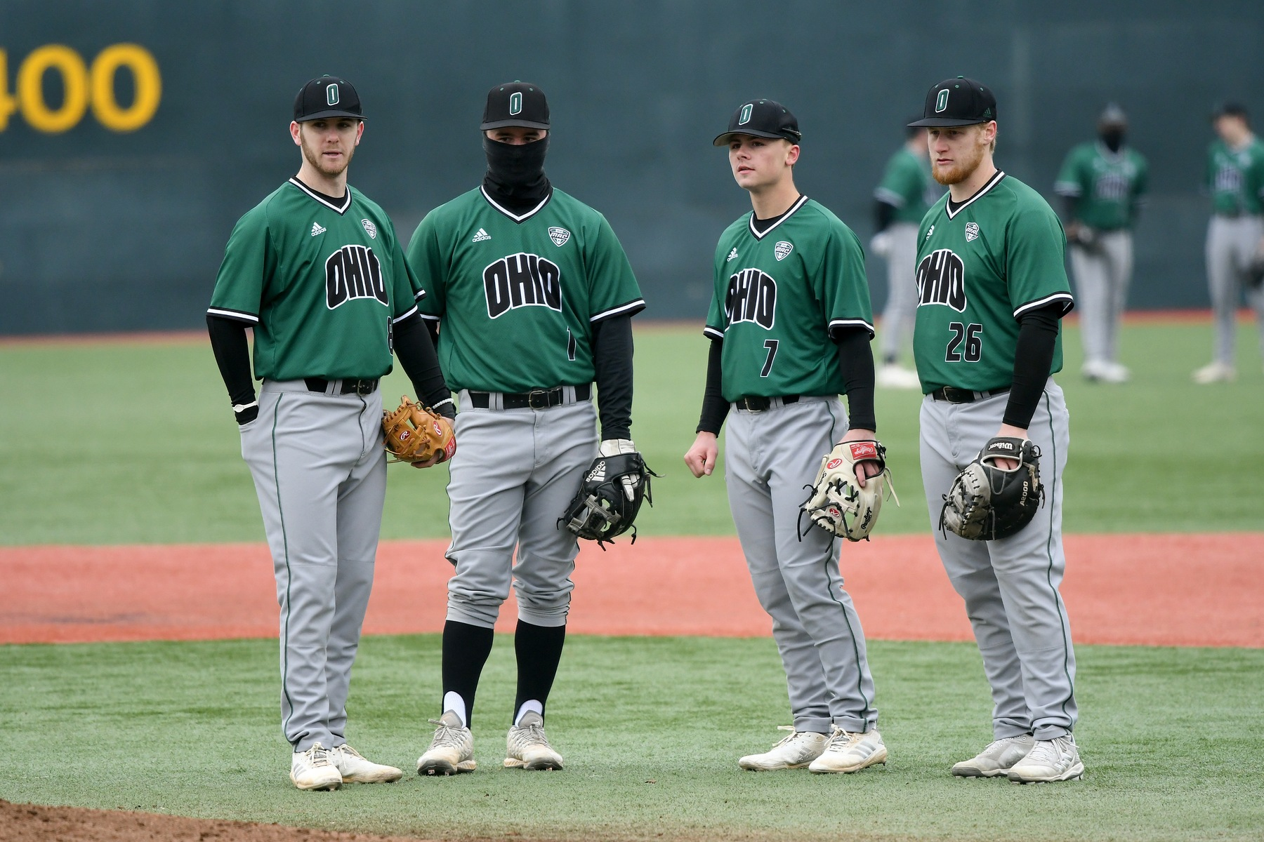 Ohio Baseball Drops Final Game of Weekend at Wright State