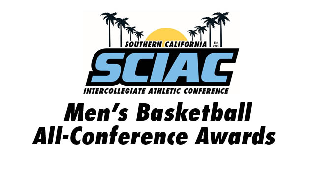 SCIAC Is Proud To Announce Men's Basketball All-Conference Awards
