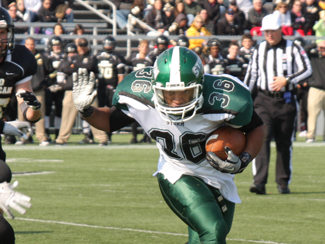 Storm Runs Past Tiffin in Record Fashion for First GLIAC Win, 52-42