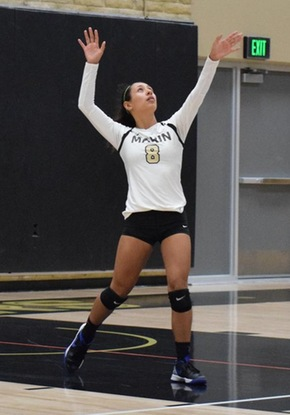 Alejandra Leon, Women's Volleyball