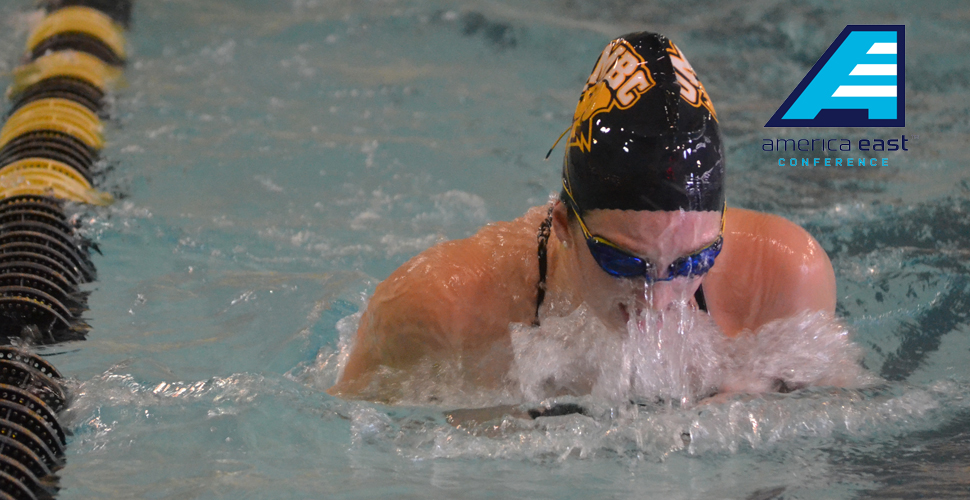 UMBC Women finish Second for Third Straight Year at 2014 America East Championships; Escobedo Named Swimmer and Rookie of the Year, Darelius Selected Diver of the Year
