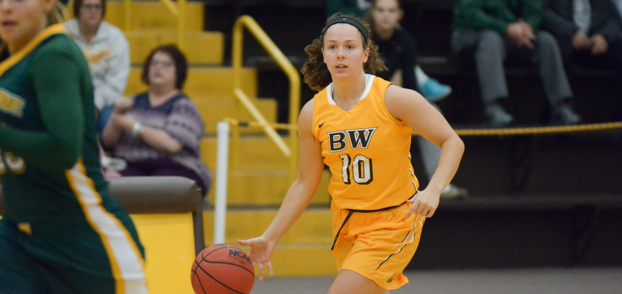 Senior Academic All-OAC guard Katie Smith (Photo by Steven Schuster)