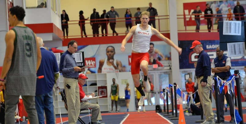 SVSU Track and Field Competes In Finale of Bryan Clay Invitational and Opening Day of Al Owens Classic
