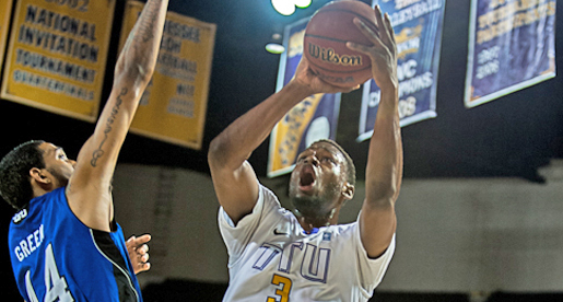 Golden Eagles downed in OVC battle with Tennessee State, 72-66
