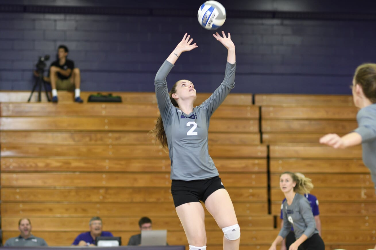 UB Volleyball Suffers First Home Loss Of 2018 Falling To New Haven