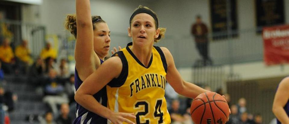 Balanced Effort Leads Women's Basketball over MSJ
