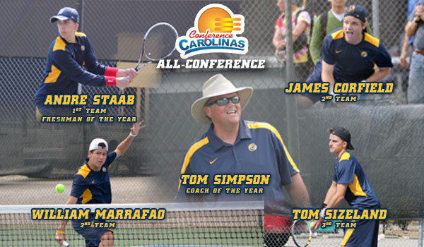 Four Cobras Named to All-Conference Teams