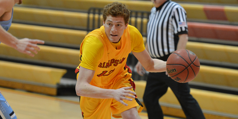 Simpson drops IIAC opener at Coe