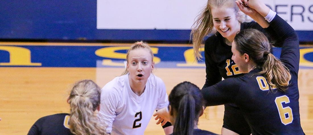 Volleyball Picked Sixth In G-MAC Preseason Poll