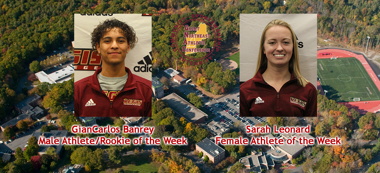 Banrey, Leonard Receive First GNAC Weekly Awards of 2019