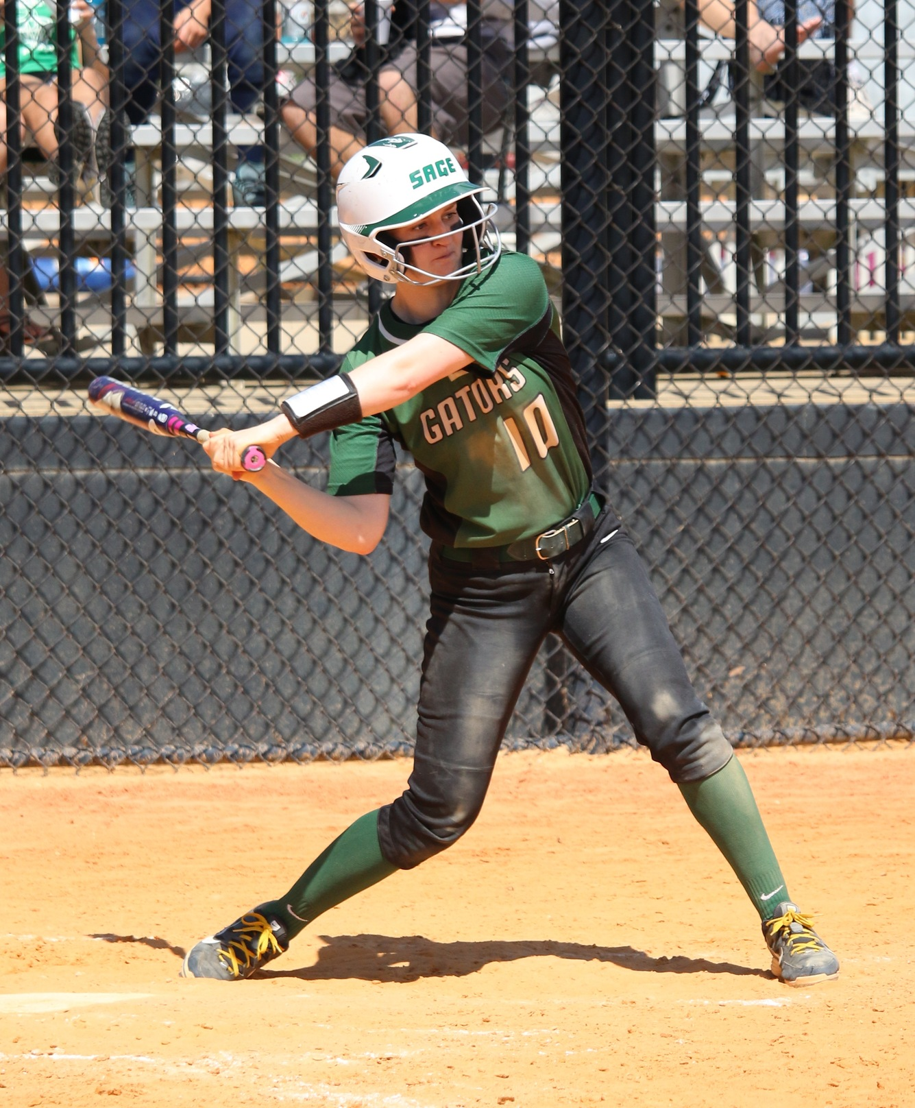 Gator Softball Drops Nail-Biters to New Paltz