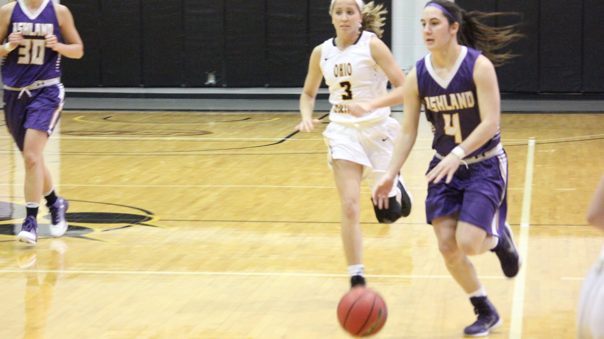 No. 1 Ashland Women Top ODU On The Road, Now 23-0
