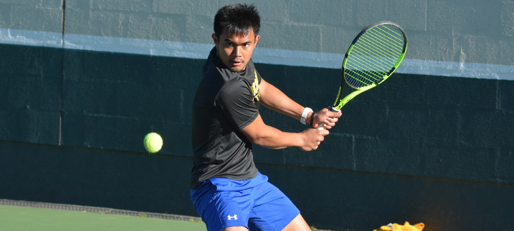 Men's Tennis Edged In NCAA Round Of 16 By Southwest Baptist, 4-1