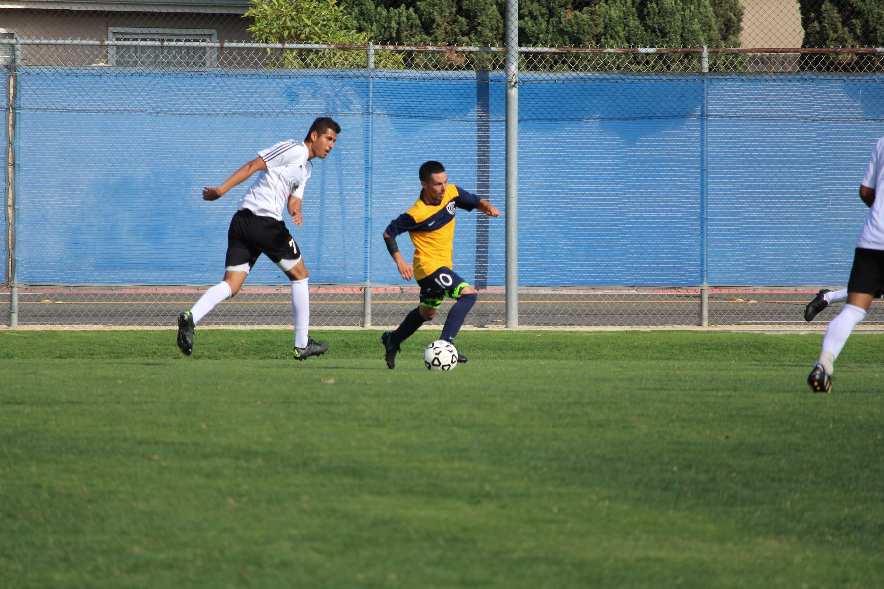 Men's Soccer Suffer First Home Loss of the Season