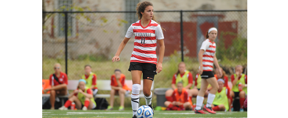 Spartans Edged 1-0 at Oswego State