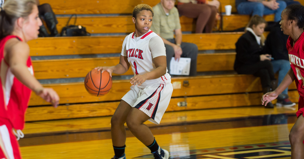 Women's Basketball Earns first Win of the Season against Mercy, 71-59