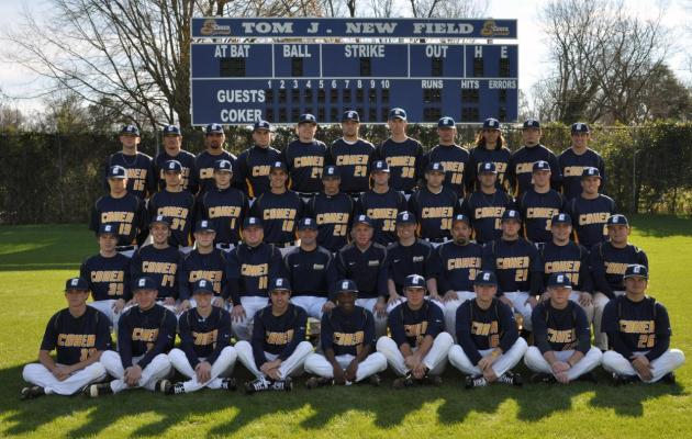 Coker Baseball Earns Top 10 Spot in Conference Carolinas Preseason Poll
