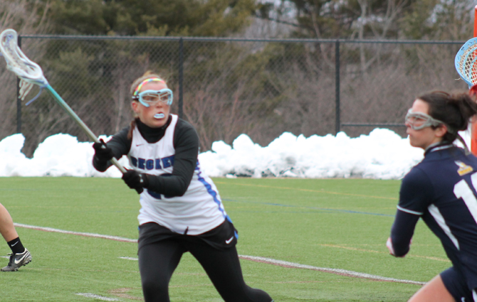 Blue Jays Fly Past Women's Lacrosse, 16-6