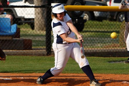 GSW softball notches first PBC win against Armstrong Atlantic