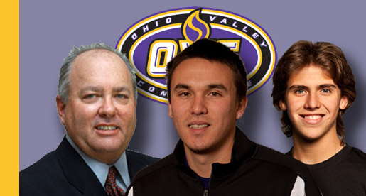 Doyle OVC Coach of the Year, Two Golden Eagles named all-OVC