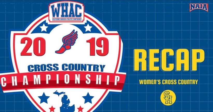 Women's Cross Country Places 5th at WHAC Championships While Earning Honors