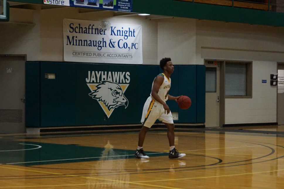 Jayhawks Stonewall Kats Late Rally