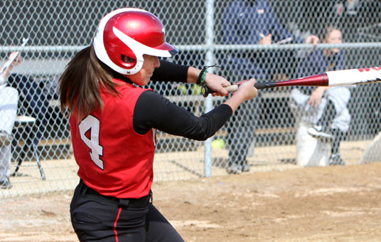 Gabel's Walk-Off Single Gives Softball Game One Win, Sweep of Saint Francis (Pa.)