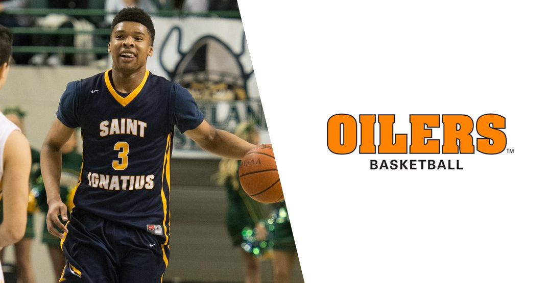 Oilers Ink Stover to Wrap Up 2018 Class