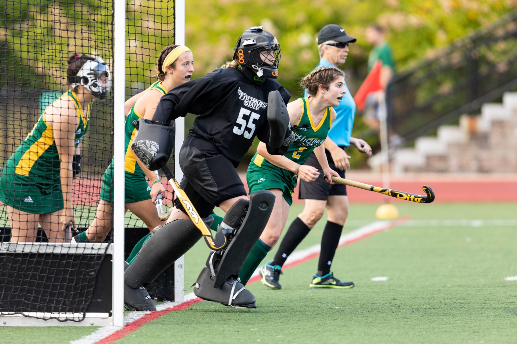 Falcons Soar over Owls with Shootout Victory