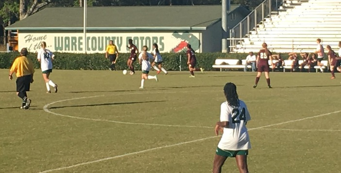 Lady Gators Grind Coffee 3-1