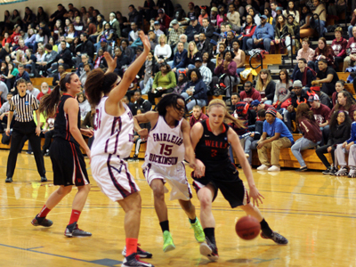 Women's Basketball Defeated By No. 5 FDU-Florham In NCAA First Round Tilt