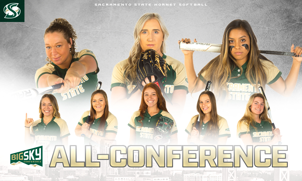 EIGHT SOFTBALL PLAYERS NAMED ALL-LEAGUE; CORR IS BIG SKY PITCHER OF THE YEAR
