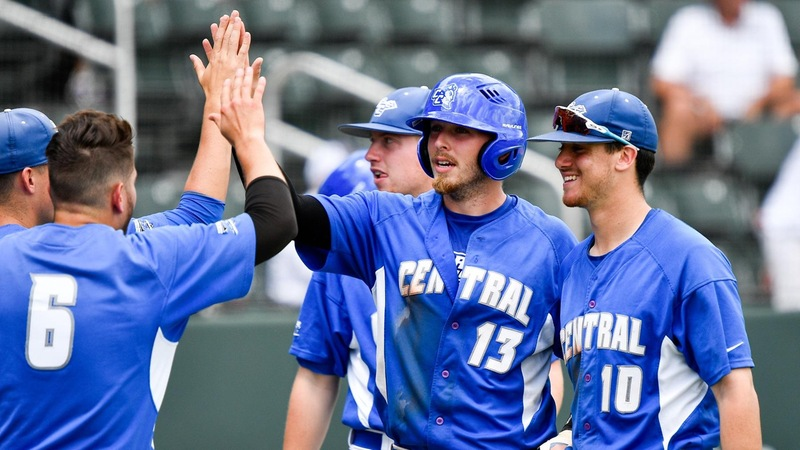 Baseball Season Ends in NCAA Regional; Falling 6-5 to Dallas Baptist University