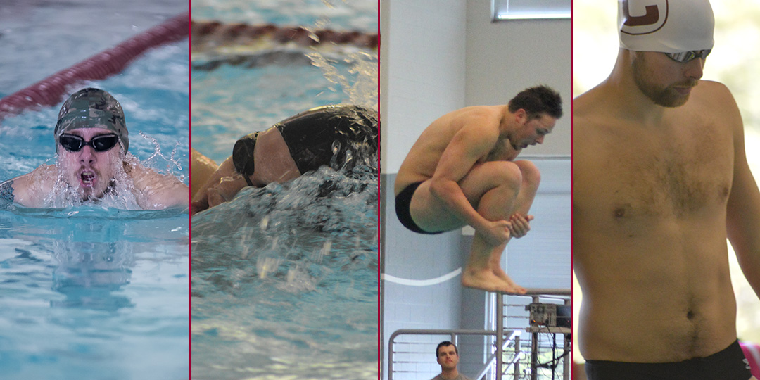 Centenary Swimming Prepares for Final Home Meet of Season, Gents Senior Day