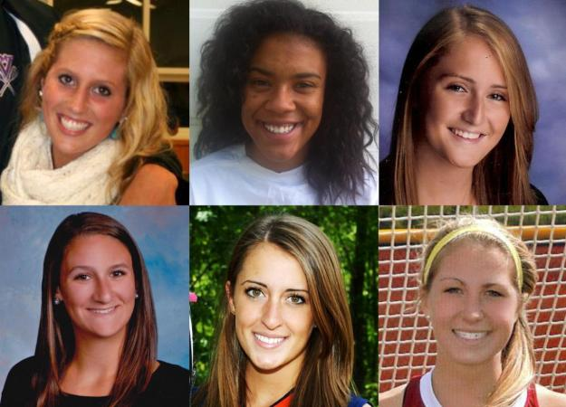 Six Student-Athletes in Lax Class of 2016