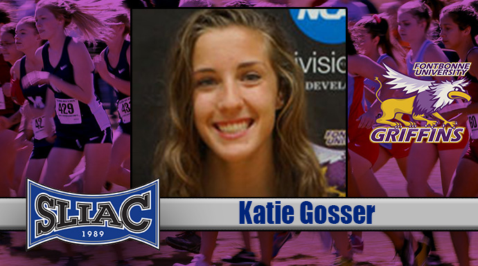 Feature Friday with Katie Gosser