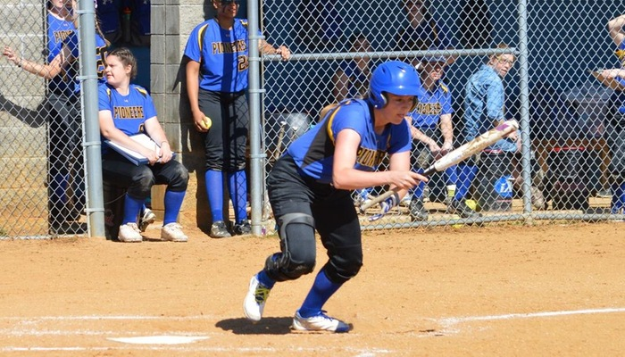 Pioneers and Eagles Battle in a Pair of One-Run Contests