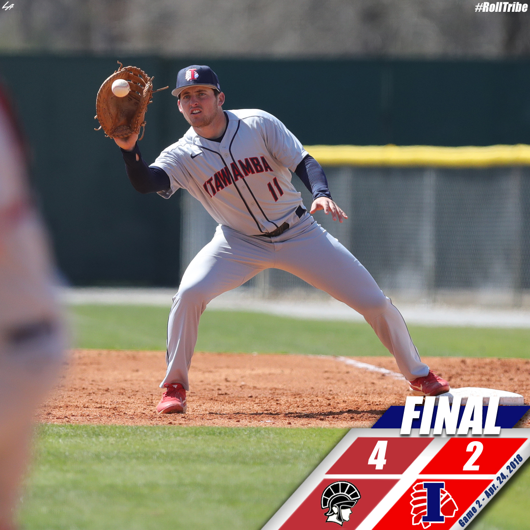 Indians fall to Delta 4-2 in game two