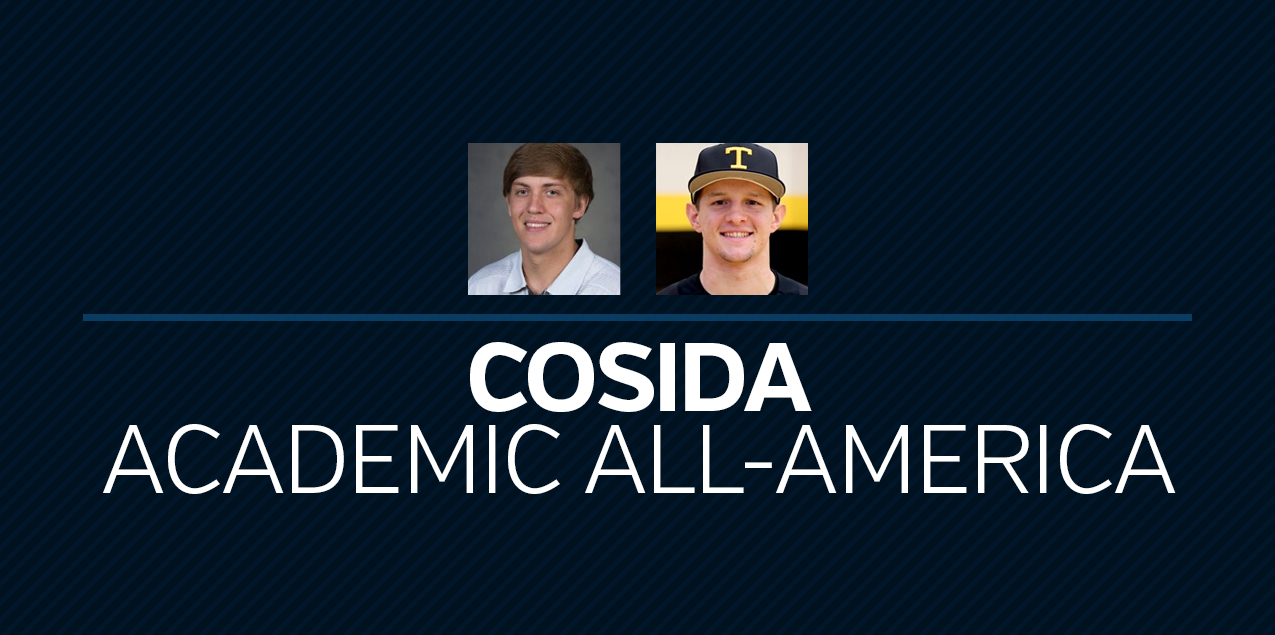 Centenary's Schimpf, Texas Lutheran's Schaefer Named CoSIDA Academic All-Americans