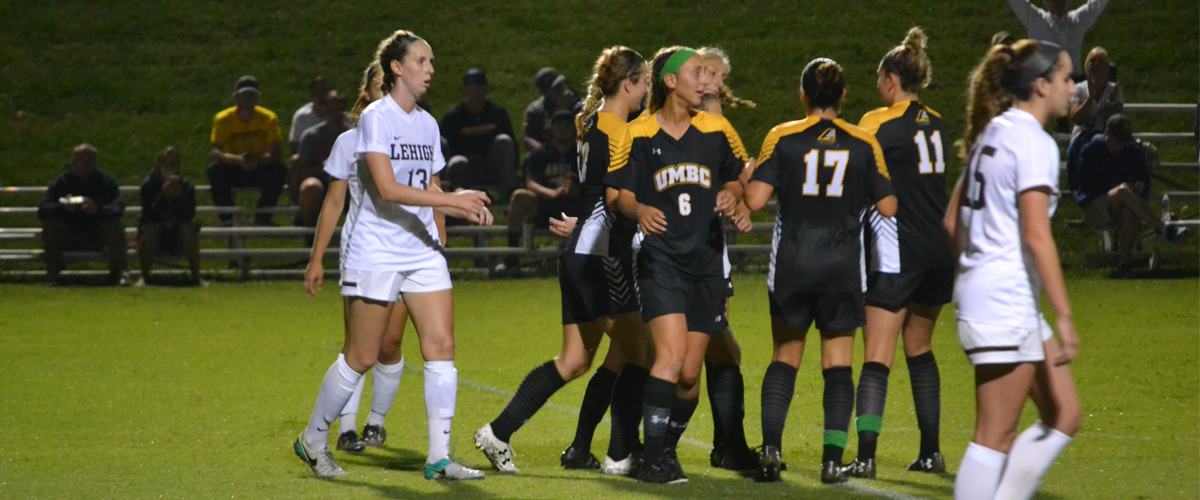 Boehmer's Goal Aids Women's Soccer to 1-1 Draw with Lehigh