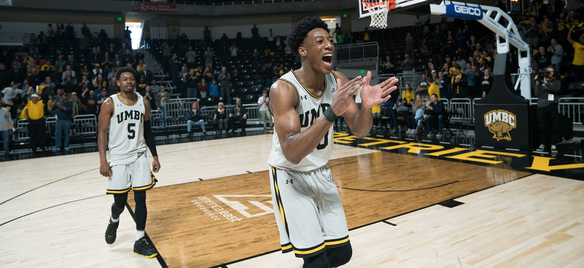 Retrievers, Hawks Meet in America East Semis at UMBC Event Center on Tuesday Evening