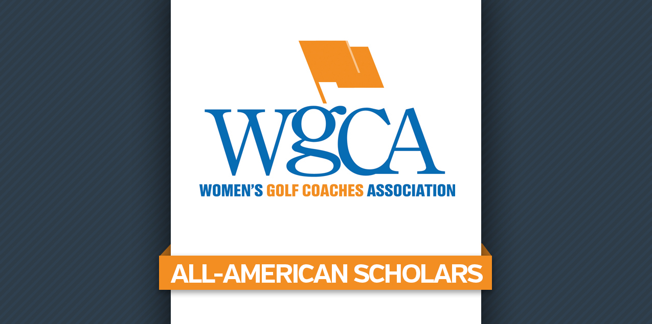 Eight SCAC Golfers Earn WGCA All-American Scholar Recognition